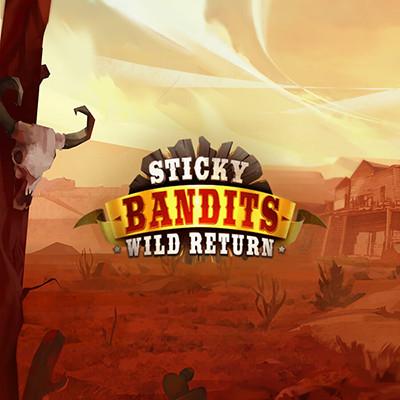 Sticky Bandits Wild Return by Quickspin • Casinolytics