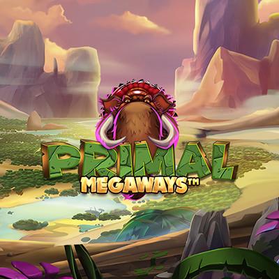 Primal Megaways Slot by Blueprint • Casinolytics