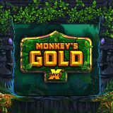 Thumbnail image for Casino Game Monkeys Gold by Nolimit City