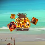 Thumbnail image for Casino Game Skulls Up by Quickspin