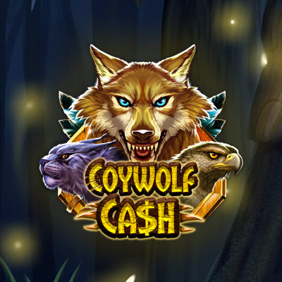 Coywolf Cash Slot by Play N Go • Casinolytics
