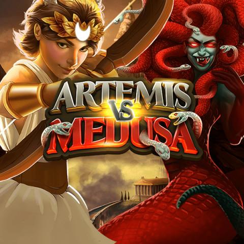 Artemis vs Medusa Slot by Quickspin • Casinolytics