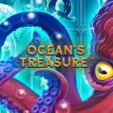 Thumbnail image for Casino Game Oceans Treasure by NetEnt