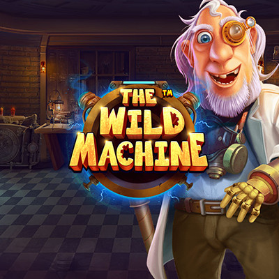 The Wild Machine Slot by Pragmatic Play • Casinolytics