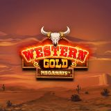 Thumbnail image for Casino Game Western Gold Megaways by iSoftBet