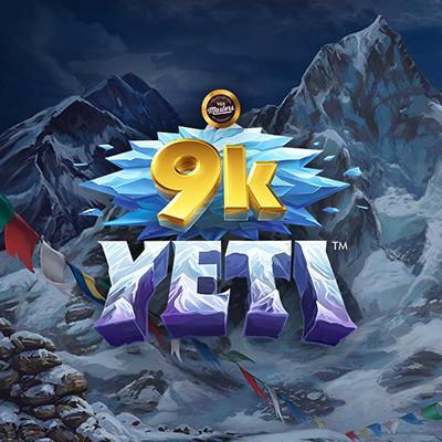 9k Yeti Slot by Yggdrasil • Casinolytics