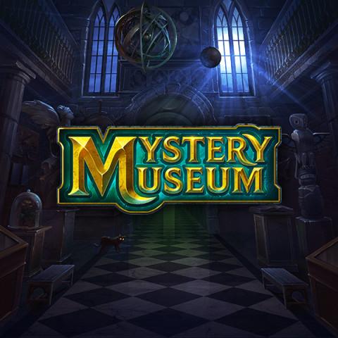 Mystery Museum Slot by Push Gaming • Casinolytics