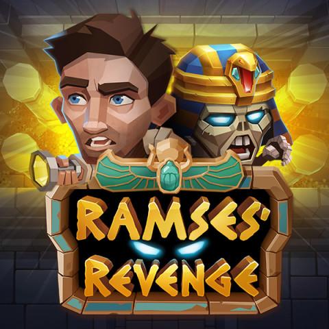 Ramses Revenge Slot by Relax Gaming • Casinolytics