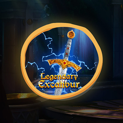 Legendary Excalibur Slot by Red Tiger • Casinolytics