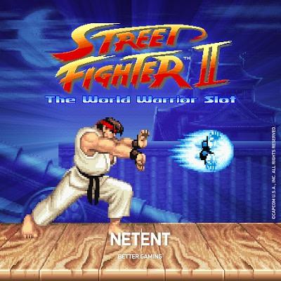 Street Fighter II: The World Warrior Slot™ by NetEnt • Casinolytics