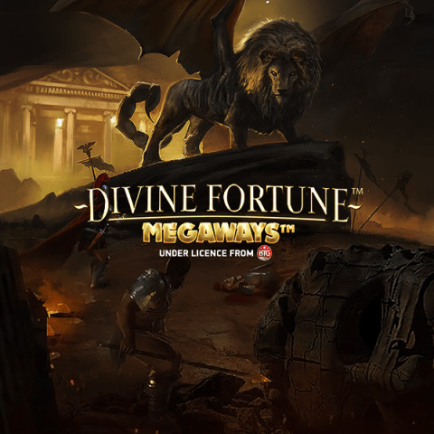 Divine Fortune Megaways Slot by NetEnt • Casinolytics