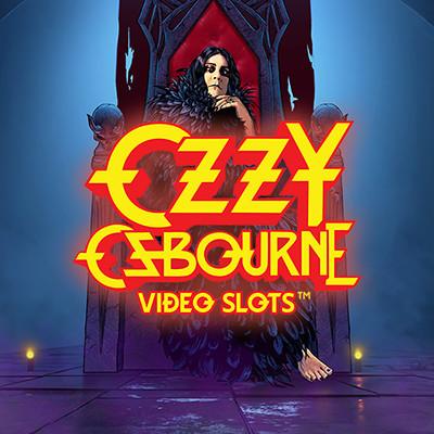 Ozzy Osbourne by NetEnt • Casinolytics