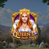 Thumbnail image for Casino Game Queens Day Tilt by Play N Go