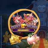 Thumbnail image for Casino Game Piggy Riches Megaways by Red Tiger