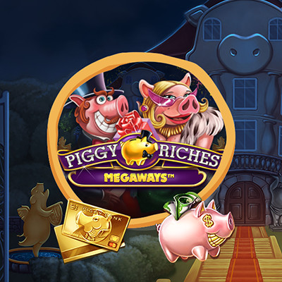 Piggy Riches Megaways Slot by Red Tiger • Casinolytics