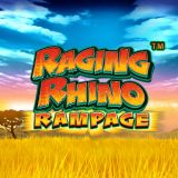 Thumbnail image for Casino Game Raging Rhino Rampage by SG Interactive