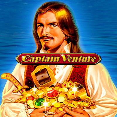 Captain Venture by Greentube • Casinolytics