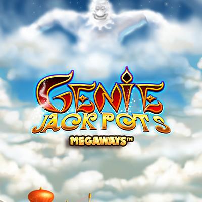 Genie Jackpots Megaways Slot by Blueprint • Casinolytics
