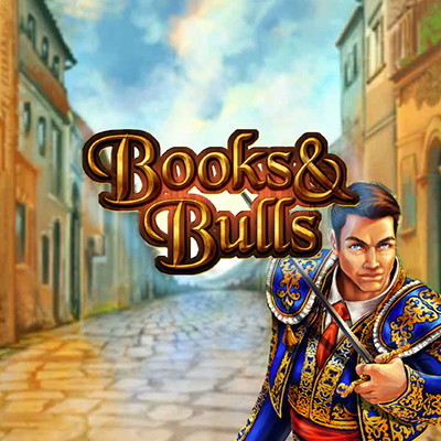 Books and Bulls by Gamomat • Casinolytics