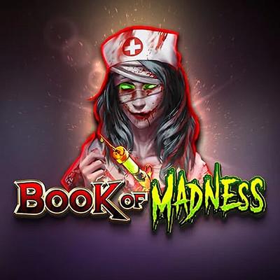Book of Madness by Gamomat • Casinolytics