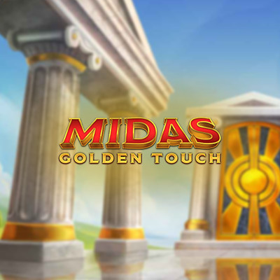 Midas Golden Touch by Thunderkick • Casinolytics