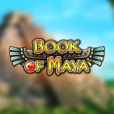 Thumbnail image for Casino Game Book of Maya by Greentube
