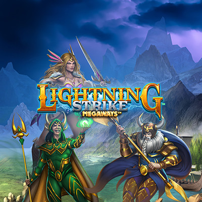 Lightning Strike Megaways by Blueprint • Casinolytics