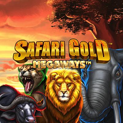 Safari Gold Megaways Slot by Blueprint • Casinolytics