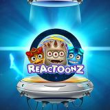 Thumbnail image for Casino Game Reactoonz by Play N Go