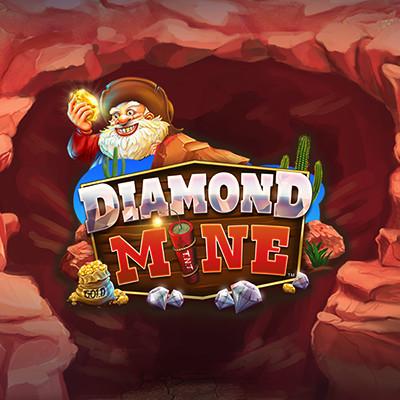 Diamond Mine by Blueprint • Casinolytics