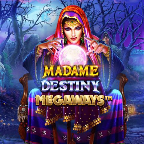 Madame Destiny Megaways Slot by Pragmatic Play • Casinolytics