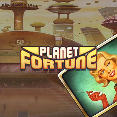 Planet Fortune Slot by Play N Go • Casinolytics