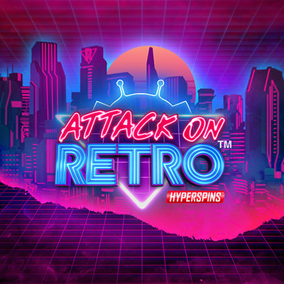 Attack on Retro Slot by Triple Edge Studios • Casinolytics