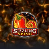 Thumbnail image for Casino Game Sizzling Spins by Play N Go