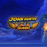 Thumbnail image for Casino Game John Hunter and the Tomb of the Scarab Queen by Pragmatic Play