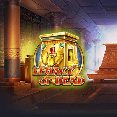 Legacy of Dead by Play N Go • Casinolytics
