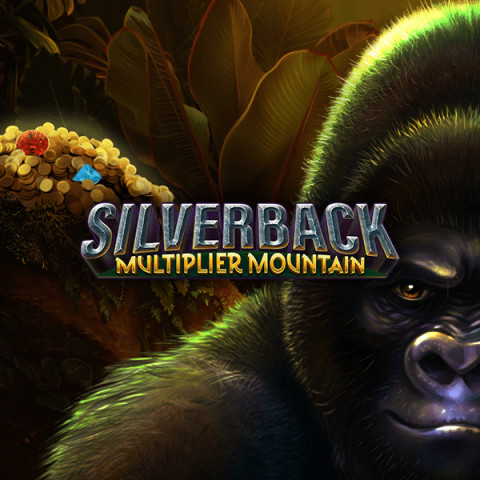Silverback Multiplier Mountain Slot by Just For The Win • Casinolytics
