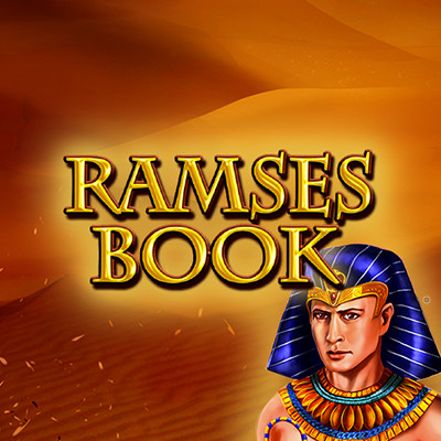Ramses Book by Gamomat • Casinolytics