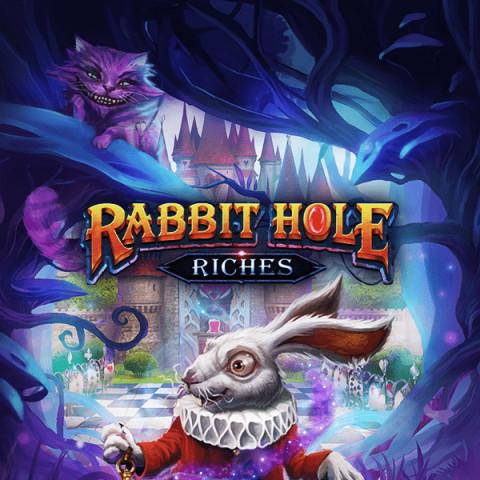 Rabbit Hole Riches Slot by Play N Go • Casinolytics