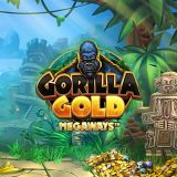 Thumbnail image for Casino Game Gorilla Gold Megaways by Blueprint