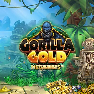 Gorilla Gold Megaways by Blueprint • Casinolytics