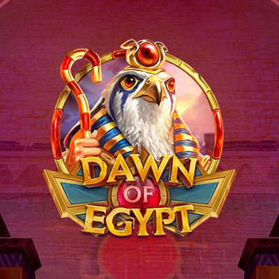 Dawn of Egypt Slot by Play N Go • Casinolytics