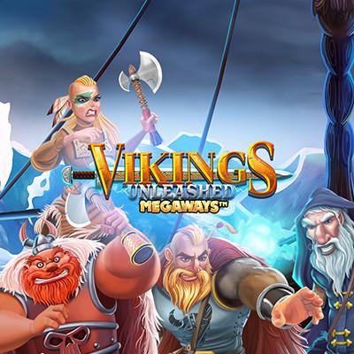 Vikings Unleashed Megaways Slot by Blueprint • Casinolytics