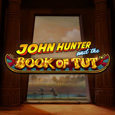 John Hunter and the Book of Tut Slot by Pragmatic Play • Casinolytics