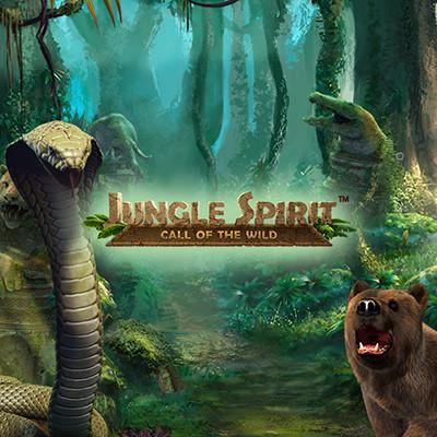 Jungle Spirit Call of the Wild Slot by NetEnt • Casinolytics