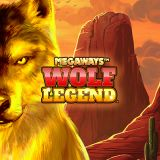 Thumbnail image for Casino Game Wolf Legend Megaways by Blueprint