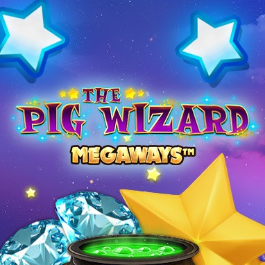 The Pig Wizard Megaways Slot by Blueprint • Casinolytics