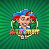 Thumbnail image for Casino Game Multifruit 81 by Play N Go