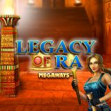 Thumbnail image for Casino Game Legacy of Ra Megaways by Blueprint