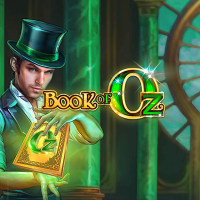 Book of Oz by Triple Edge Studios • Casinolytics